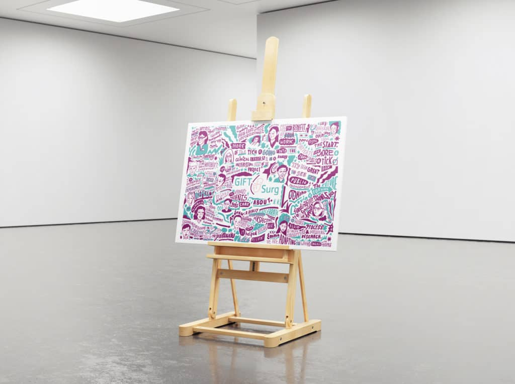 Image of GiftSurg Visual Minutes set in gallery