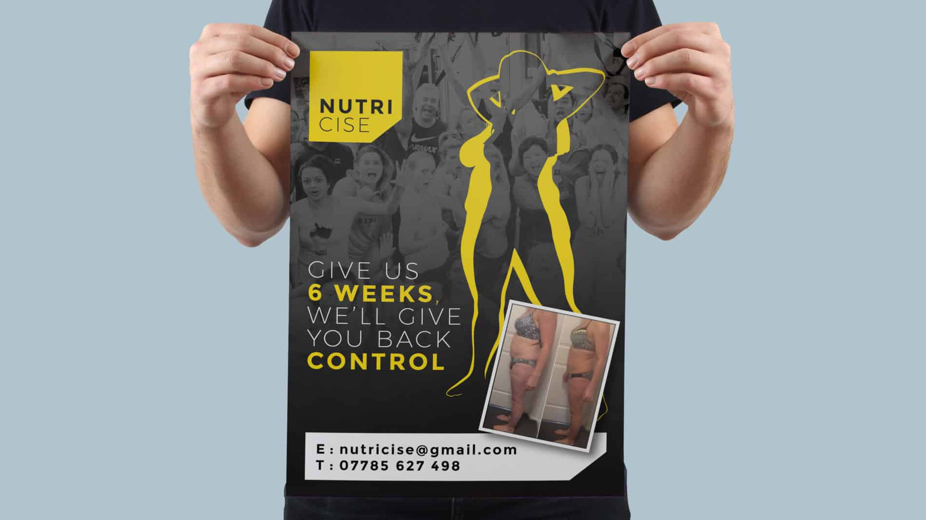 Image of Nutricise poster