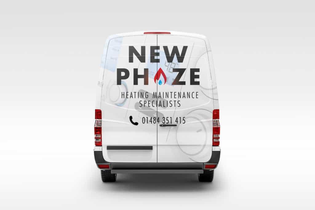 Van Design for New Phaze Heating
