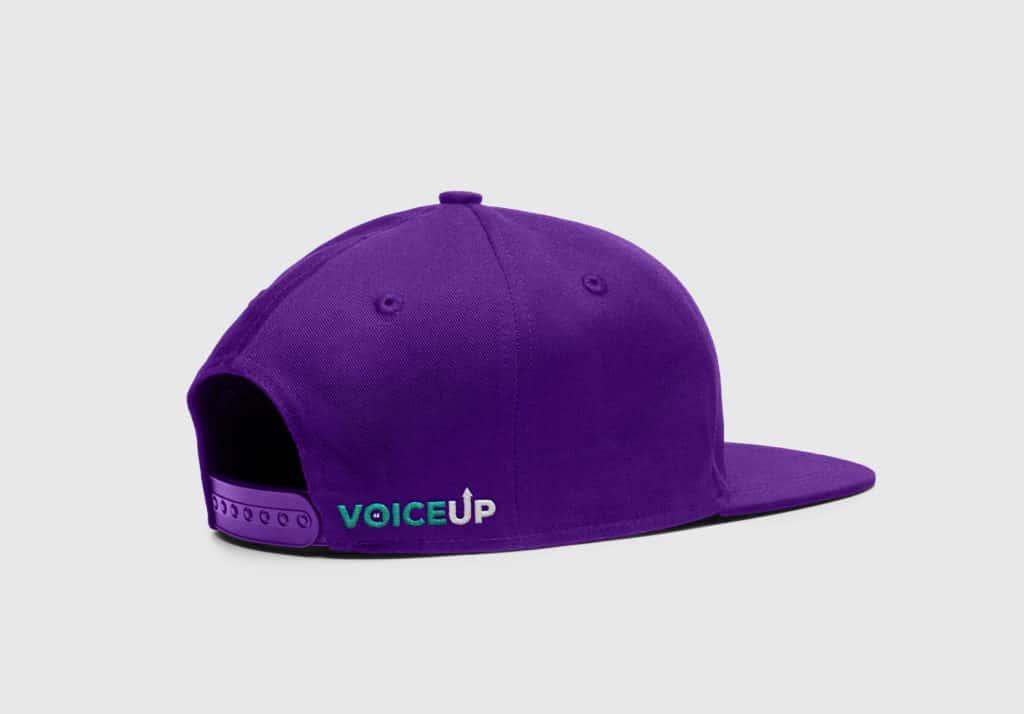 An image of a VoiceUp Cap