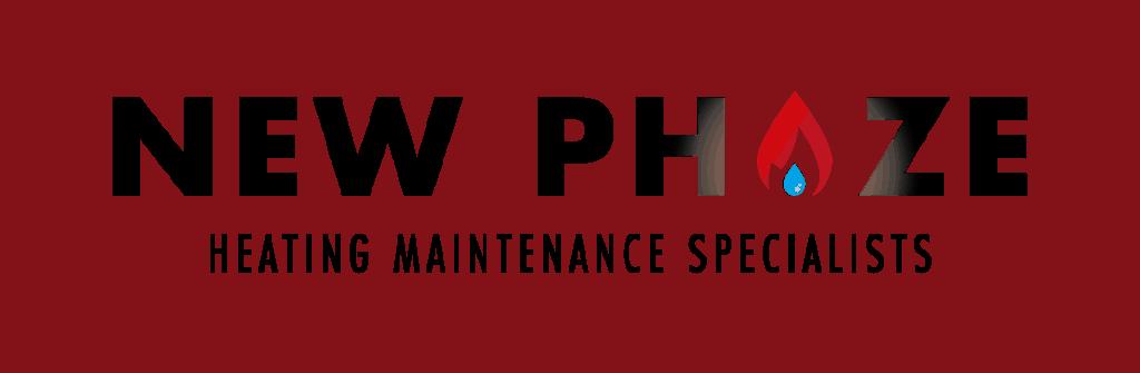 Logo design for New Phaze Heating