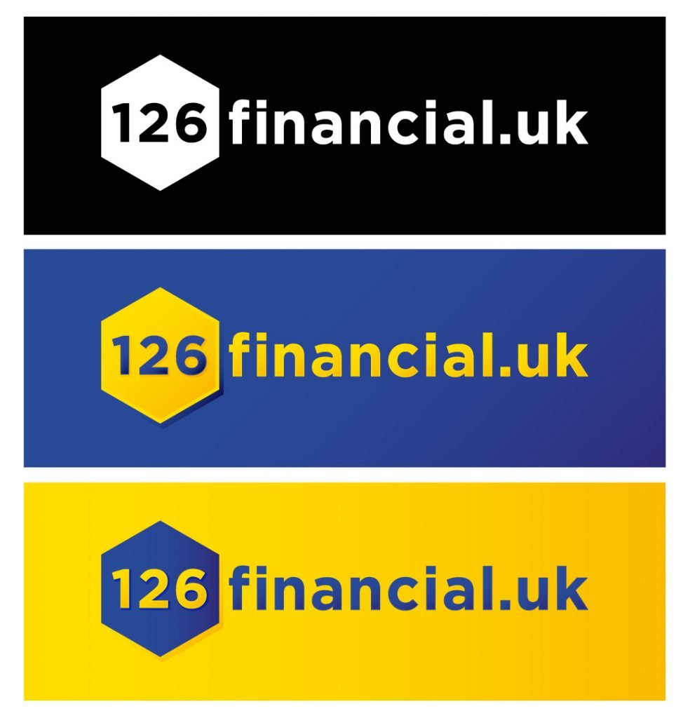 Logo designs for 126 Financial UK