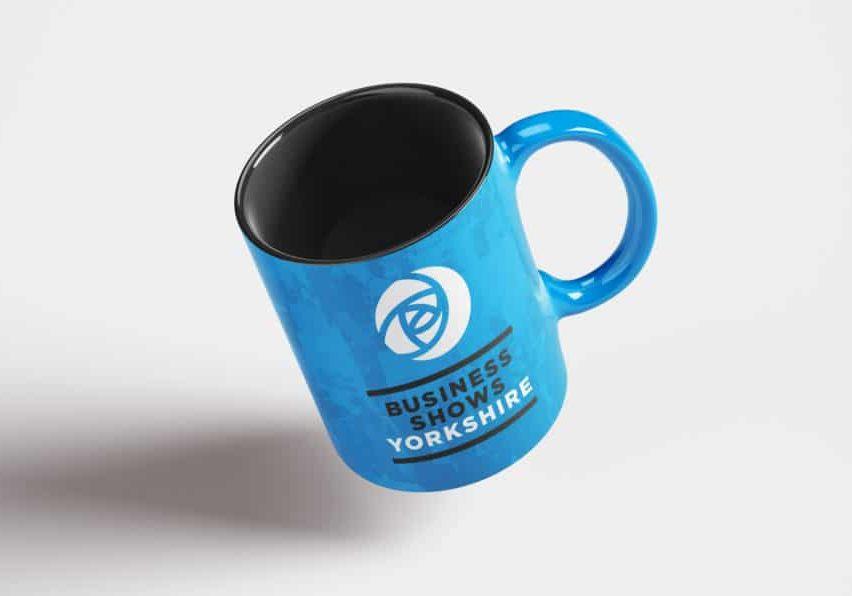 Image of branded mug for BSY